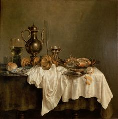 Willem-Claesz-Heda-Breakfast-with-a-Lobster