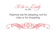 "very true... but is that the correct way to spell ""pyjamas?"""