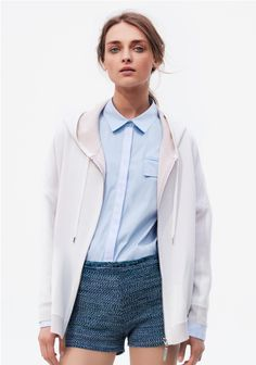 8e72e2a0bc44 Maison Ullens - Spring Summer 2017 - Look 4 Cashmere Fabric