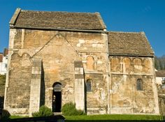 St Laurence church, Bradford-on-Avon,  Wiltshire--Early Anglo Saxon Church