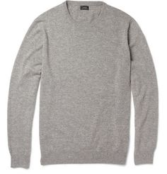 J.Crew Crew Neck Cashmere Sweater