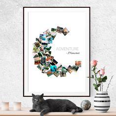 Lav en personlig plakat i 50 x 70 cm med alle favoritbillederne. Pictures