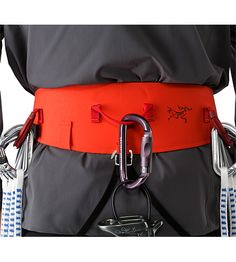 The lightest and most compact Arc'teryx climbing harness is streamlined, nimble, and created specifically for sport climbing. Unisex size fits women and men. Climbing Harness, Sport Climbing, Fit Women, Diaper Bag, Unisex, Bags, Shopping, Fashion, Horse Harness