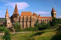 Corvinesti Castle  Hunedoara – Central Romania