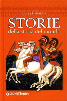 Storie della storia del mondo Comic Books, Comics, Cover, Cartoons, Cartoons, Comic, Comic Book, Comics And Cartoons, Graphic Novels
