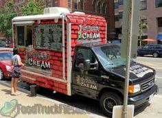 Street Cream DC food truck