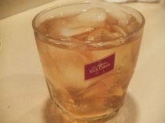 Yoichi whiskey (not oolong tea)(ウイスキーは余市、ウーロン茶ではない)