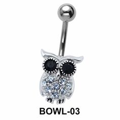Belly Piercing BOWL-03 S/P [BOWL-03 S/P] - $2.55 : Wholesale piercing online shop | belly rings | nipple body jewelry.