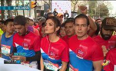 Varios famosos se dieron cita en la carrera Kardias a favor de los niños de México