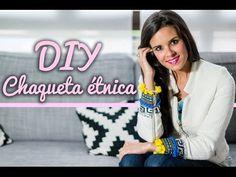 Video DIY Chaqueta étnica   Crímenes de la Moda en stylelovely.com