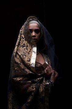 Outfit by:JJ Valaya (asa) Writing Inspiration, Fantasy Inspiration, Character Inspiration, Character Design, Foto Art, High Fantasy, Dragon Age, Black Art, Oeuvre D'art