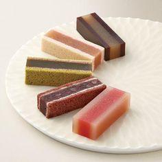 Japanese sweets aka wagashi