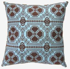Swedish Weaving Pillow