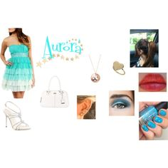 """Aurora Terra"" by katherynefoshi on Polyvore"