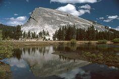Yosemite -- fabulous spot for backpacking.