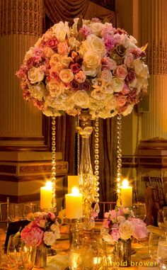 12 Fabulous Centerpieces for Fall Weddings - Belle The Magazine