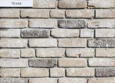 Retro bricks TEXAS
