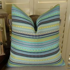 Luxury Decorative Turquoise Throw Pillow - Turquoise Blue Teal Taupe Lime Navy Moroccan Geometric Pillow - Turquoise Pillow - 11129 Thomas Collection http://www.amazon.com/dp/B00RWR7XKY/ref=cm_sw_r_pi_dp_BUSswb07SDXQ1