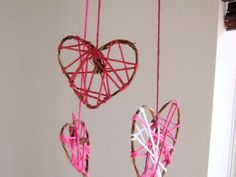 Heart-Shaped Ornaments | Kids Crafts & Activities for Children | Kiwi Crate