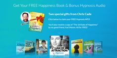 FREE Hypnosis Audio MP3 - from Hypnosis Live