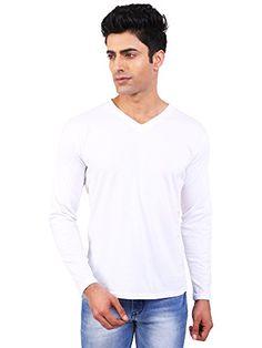Bks Collection Men's Cotton Full Sleeve V-Neck T-shirt Wh... https://www.amazon.in/dp/B01NAEO95Q/ref=cm_sw_r_pi_dp_U_x_twhGAbN1429WF