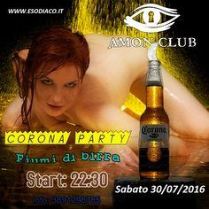 AMON CLUB PRIVE: Corona Party