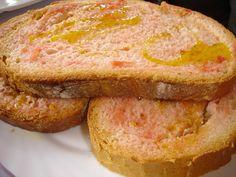 Special Recipe: Catalan Tomato Bread