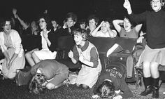That's me in the picture: Carol Cuffe at a Beatles concert in Plymouth, 13 November 1963 | Art and design | The Guardian