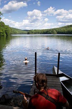 Top swimming spots in Massachusetts... looks like a summer bucket list to me. :)