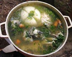 Była już polewka rybna, rosół z dorsza więc dzisiaj chciałabym Was zaprosić na jeszcze inną rybną zupkę czyli na zupę rosyjską! Zupa ma bardzo ciekawy i zdecydowany – warzywny smak. Jak pierwszy raz przyrządziłam ją w domu, mój mąż się w niej po prostu zakochał ;)! Nie chciał jeść nic innego przez dwa tygodnie tylko… Więcej Zupa rybna rosyjska