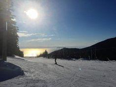 Schneeschuhwandern am Cypress Mountain - Freizeitaktivitäten Vancouver Vancouver, Canada Travel, Celestial, Sunset, Beach, Water, Outdoor, Water Water, Outdoors