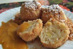 at - Apple Dumpling Recipe, Apple Dumplings, American Cheesecake, Albondigas, Apple Desserts, Soul Food, Sweet Tooth, Muffin, Food Porn