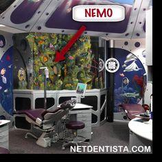 NEMO! no consultório do Dentista