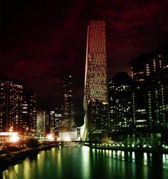 The Devoid Tower / Daniel Caven