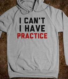 I need this! It's what I have to say everyday...- story of my life -Sydney