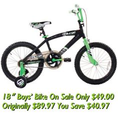 Weekly Sundays Savings Summary December 2014 Second Week – Last Weeks Offerings in Review 12/07/2014 to 12/13/2014 - STACKING COINS SAVING MONEY boys next surge bike on sale at Walmart $40 off discount