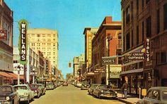 Some Street, USA c. 1950s