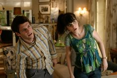 That Zooey Deschanel is crazy awesome.  She plays such quirky roles.  She is adorkable!