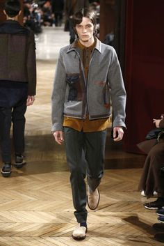 Kolor Autumn/Winter 2017 Menswear Collection   British Vogue