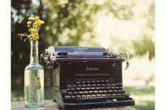 The Typewriter by Lynsey Anne Photography