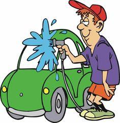 Productos de limpieza caseros para el auto