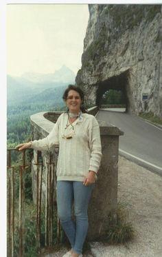 Andando a Cortina d'Ampezzo