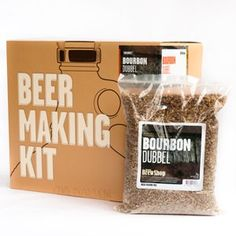 I almost did this last year. Maybe this time around I'll do the beer making kit for my brother. $40
