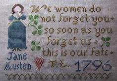 forget me not cross stitch pattern | ... Hymn Sampler 2 - It Is Well - Cross Stitch Pattern by Sampler Girl