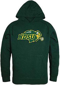 NDSU ProSphere Men/'s North Dakota State University Letterman Pullover Hoodie