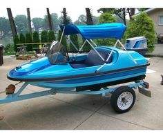 Addictor 190 mini boat