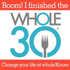 Whole30 Graphics to use on Instagram & Facebook