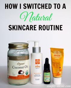How I Switched to a Natural Skincare Routine How I Switched to a Natural Skincare Routine Perfect Skin. If you Steps to Flawless SkinBest Natural & Organic Fa Organic Face Products, Organic Skin Care, Natural Skin Care, Natural Beauty, Organic Makeup, Natural Products, Organic Beauty, Natural Makeup, Skin Care Regimen