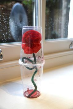 These take their inspiration from Beast's enchanted Rose from Beauty and the Beast |Activities, Arts & Crafts, Living, x- Home Page