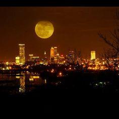 Tulsa Oklahoma. My HOME!